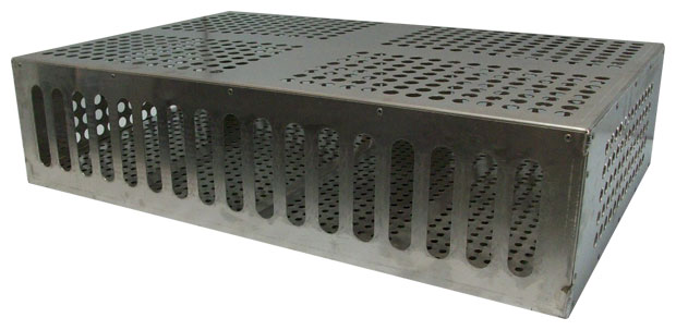 Heavy Duty Aluminum Pigeon Crate